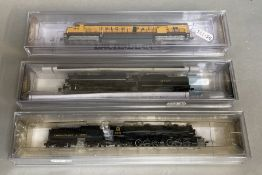 Ex-Shop Stock N Gauge Bachmann / Spectrum Engines, 65153, 83356 and 82674 DCC Models