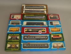 OO Gauge. 3 boxed Locomotives, Dapol D14 Class 56 grey '56075', Dapol Class 150/2 Sprinter two car