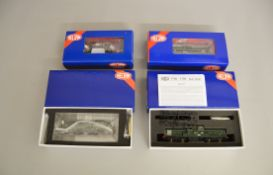 OO Gauge. 3 boxed Heljan DCC Ready Diesel Locomotives including 2501 Class 05 Shunter D2578, 1501
