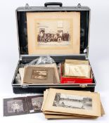 Large Case of Photographs, Leicester & Leicestershire Interest. A wide selection of photographs &