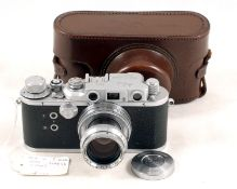 RARE Early Reid IIIa Camera #P1012. With production numbering starting at P1000 (or possibly