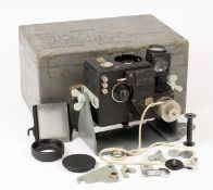 AGI Dial Camera Mk V with Agilux 80mm f3.5 Lens in Agilux shutter. (condition 5F) Pulling the side-