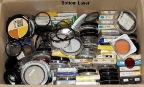 LARGE Quantity of Filters, Various Makes & Sizes. Overall condition good.