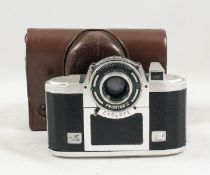 Rare Alsaphot Cyclope Camera with Boyer Saphir 105mm f4.5 Lens. With ERC. (condition 5F) A very