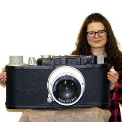 CAMERAS & PHOTOGRAPHIC EQUIPMENT AUCTION inc. The John Vincent Reid Collection (JVC) & Part 3 of The Bob White Collection (BW)