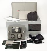 VERY Rare Digital Leica M 'Leica 60' Collectors Set - #326 from 600 Sets Worldwide. Comes complete