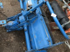 ISEKI SR1200CD TRACTOR MOUNTED ROTORVATOR FOR COMPACT TRACTOR ( NOT SUITABLE FOR 3 POINT LINKAGE!!)