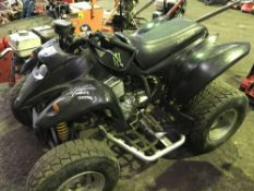 Apache quad bike TURNS OVER BUT NOT STARTING..FUEL?? NEEDS BATTERY