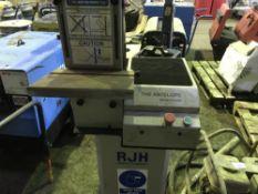 MORRISFLEX RJS ANTELOPE BANDFACER WOOD WORKING MACHINE 415 VOLT