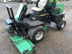 Ransomes Parkway 4wd triple mower with Magna 250 heads, 3870 REC.HRS WHEN TESTED WAS SEEN TO