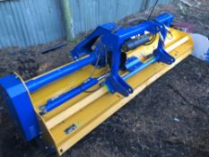 BOMFORD FM27 FLAIL MOWER, YR2018, SN: B181771 - SOURCED FROM MAJOR INSURANCE COMPANY AS PREVIOUSLY
