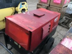 MOSA TS300EP1 BARROW WELDER...WHEN TESTED WAS SEEN TO RUN BUT NOT SHOW POWER