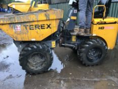 TEREX HD1000 HIGH TIP DUMPER YEAR 2011 SN:SLBDRPK0EB8NW1350 WHEN TESTED WAS SEEN TO DRIVE AND TIP