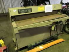 Edwards Popular 2.0 guillotine SOURCED FROM COMPANY LIQUIDATION
