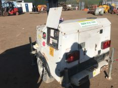 SMC TL90 LIGHTING TOWER, YEAR 2008 PN:8827FC WHEN TESTED WAS SEEN TO RUN AND MAKE SOME LIGHT (3