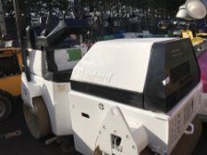 BENFORD TV1200 DOUBLE DRUM ROLLER YEAR 1998 APPROX SN:SLBT0000ET04CC081 WHEN TESTED WAS SEEN TO RUN,