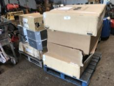2 X PALLETS OF AIR CONDITIONING EQUIPMENT