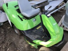 Viking MR4082 ride on mower c/w collector