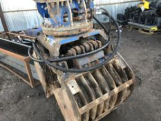PMC 09S SELECTOR GRAB TO FIT 13TONNE MACHINE