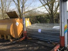 2 POST CAR LIFT .. SOLD UNDER THE AUCTIONEERS MARGIN SCHEME…NO VAT WILL BE CHARGED ON THE HAMMER
