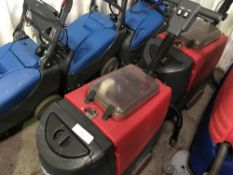 2 X CLEANFIX FLOORS SCRUBBERS/CLEANERS...SOURCED FROM LARGE CONTRACT CLEANING COMPANY.....THIS