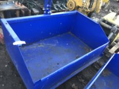 Spitfire small sized transport box, little used