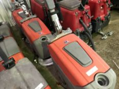 3 X TC INDUSTRIAL FLOOR CLEANING/SCRUBBING MACHINES...SOURCED FROM LARGE CONTRACT CLEANING