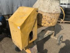 BARROWMIX DIESEL MIXER..WHEN TESTED WAS SEEN TO RUN AND DRUM TURNED...START BUTTON NEEDS ATTENTION