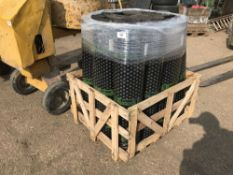 PALLET OF TORCH ON ROOFING FELT NO VAT ON HAMMER PRICE