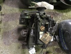 YANMAR 3 CYLINDER DIESEL ENGINE FOR COMPACT TRACTOR OR SIMILAR