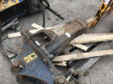 JCB 45mm pinned breaker