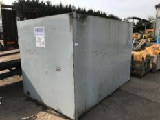 LARGE CAPACITY BUDED FUEL TANK