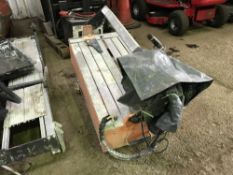 TILE CUTTER SAW, EX COMPANY LIQUIDATION Sold Under The Auctioneers Margin Scheme, NO VAT Charged