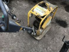 ATLAS COPCO FORWARD AND REVERSE DIESEL COMPACTION PLATE PN:5726F