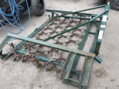 FOLDING GRASS HARROWS Sold Under The Auctioneers Margin Scheme, NO VAT Charged on the hammer price