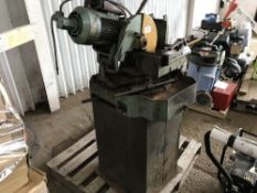 HEAVY DUTY CROSS CUT METAL CUTTING SAW, 3 PHASE