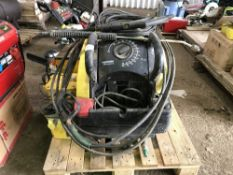 KARCHER 110VOLT POWERED STEAM CLEANER PLUS TRANSFORMER, SOURCED FROM COMPANY LIQUIDATION Sold