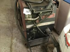 Lincoln mig welder Sold Under The Auctioneers Margin Scheme, NO VAT Charged on the hammer price of