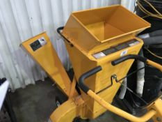 Cub Cadet stand up chipper shredder, little used