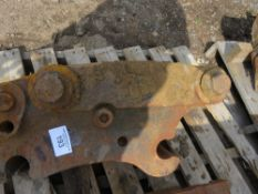 JCB QUICK HITCH, UNTESTED