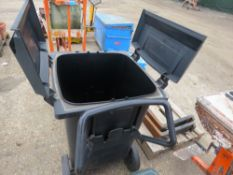 HD wheelie bin