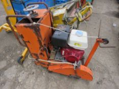 CLIPPER PETROL ENGINED FLOOR SAW
