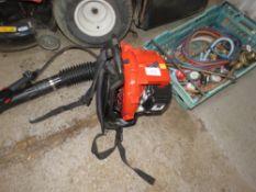 EB430 BACKPACK BLOWER, PETROL ENGINED