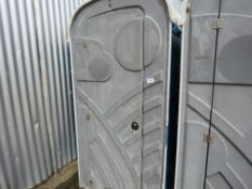 PORTABLE SITE/EVENTS TOILET