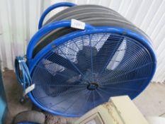 LARGE SIZED BLUEMAX AIR CIRCULATION FAN