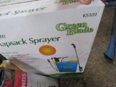 KNAPSACK SPRAYER IN BOX