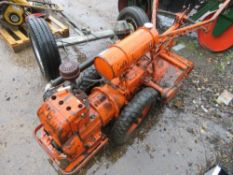 HOWARD GEM PETROL ENGINED REAR TINE ROTORVATOR