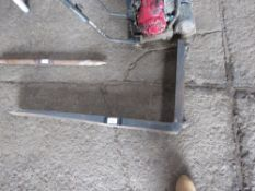 FORKLIFT TINE UNTESTED