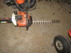 STIHL PETROL ENGINE HEDGE CUTTER