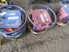 2X ELECTROFUSION CONTROL UNITS